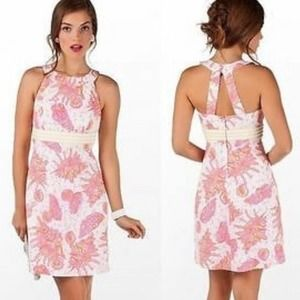 Lilly Pulitzer Tinsley Halter Dress Conched Out